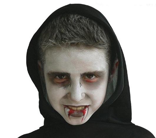 Tuto maquillage vampire , Blog Jour de Fête