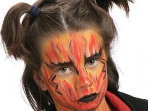 tutoriels maquillage halloween et carnaval pour enfants. Black Bedroom Furniture Sets. Home Design Ideas