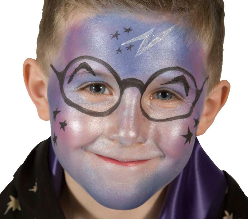maquillage Harry Potter