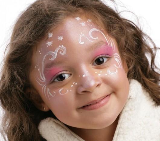 Maquillage simple pour carnaval - Modele de maquillage ...