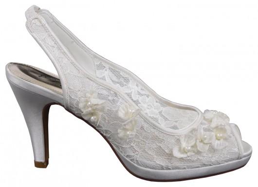 Les escarpins le must have en chaussures de mariage for Juste valeur marchande don de robe de mariage