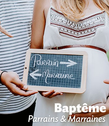 BAPTEME ET COMMUNION