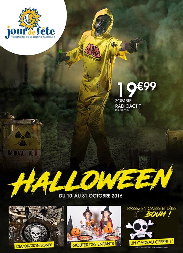 Catalogue Jour de Fête Halloween 2016