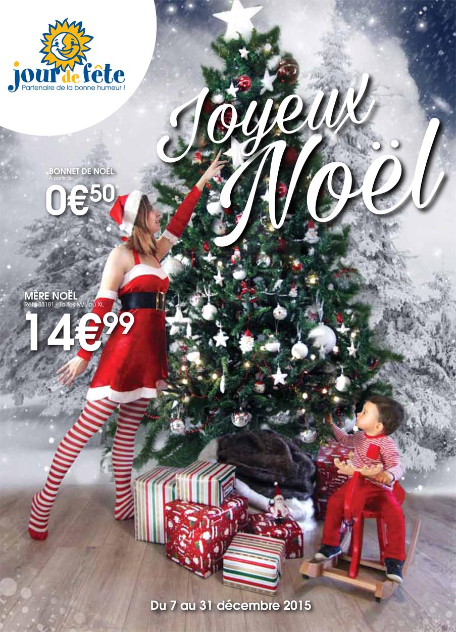 Catalogue Noel 2015 Jour de Fête
