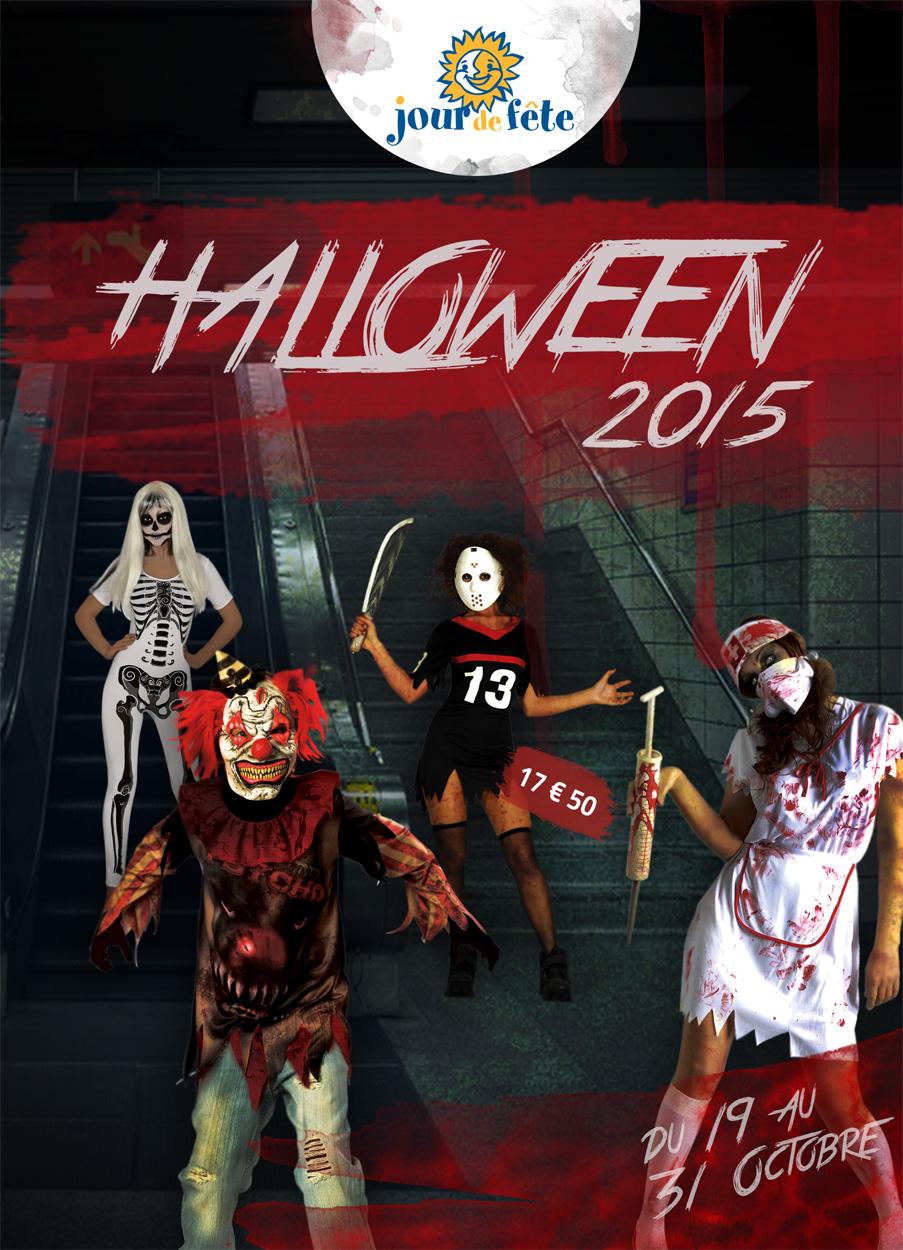 Catalogue Halloween 2015 Jour de Fête