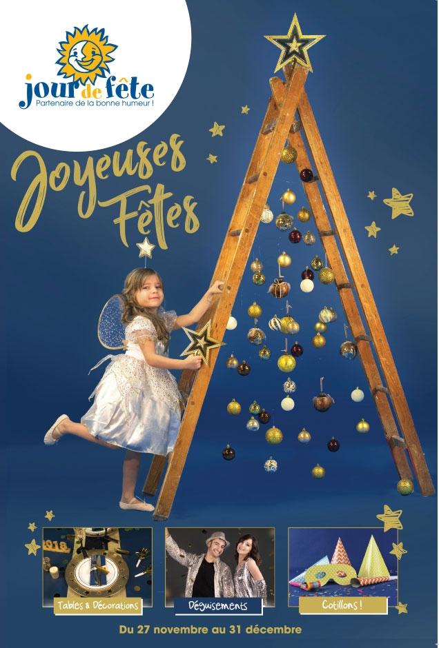 Catalogue Jour de Fête Halloween 2017