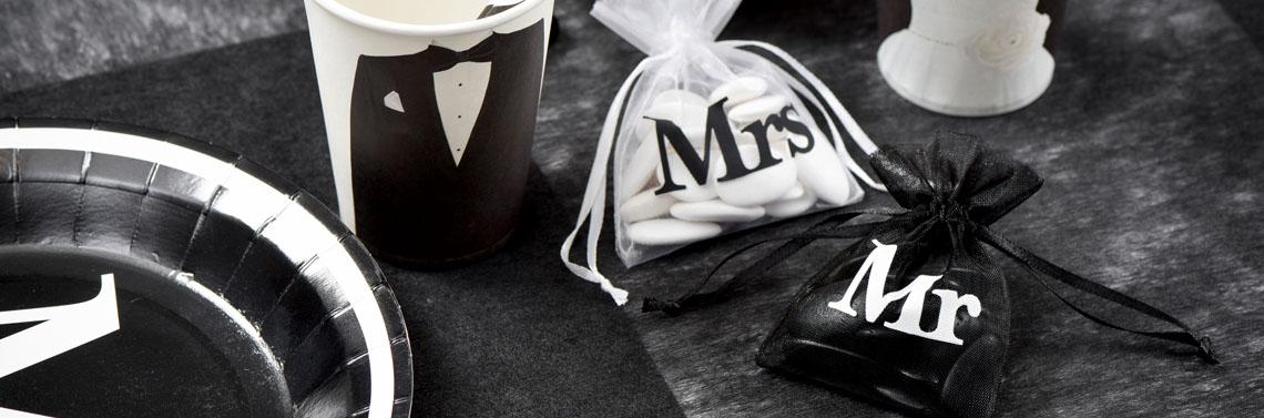 "Mariage ""Mr Mrs"""
