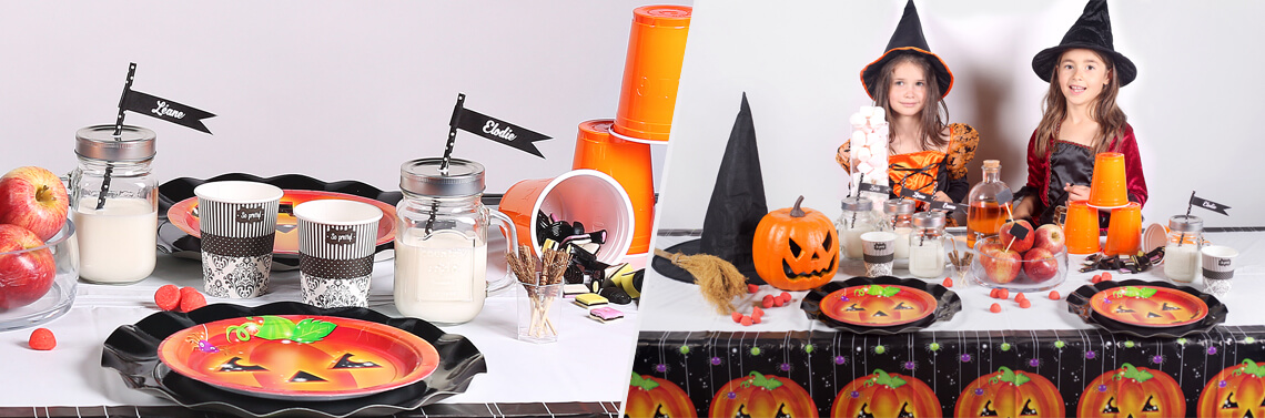 Déco Halloween incontournable