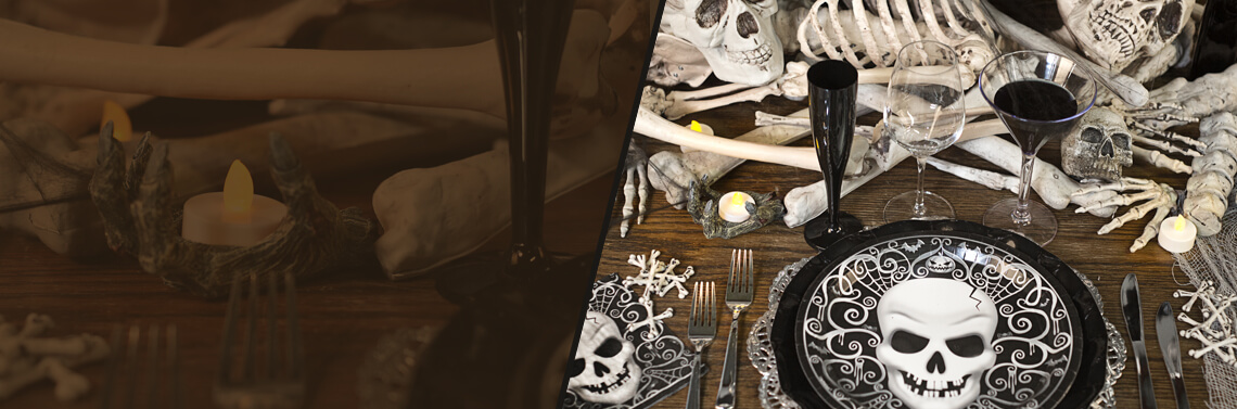 Halloween - Décoration & Vaisselle