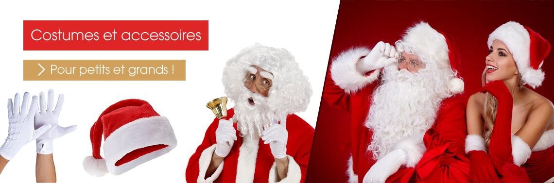 Déguisements et accessoires Noël