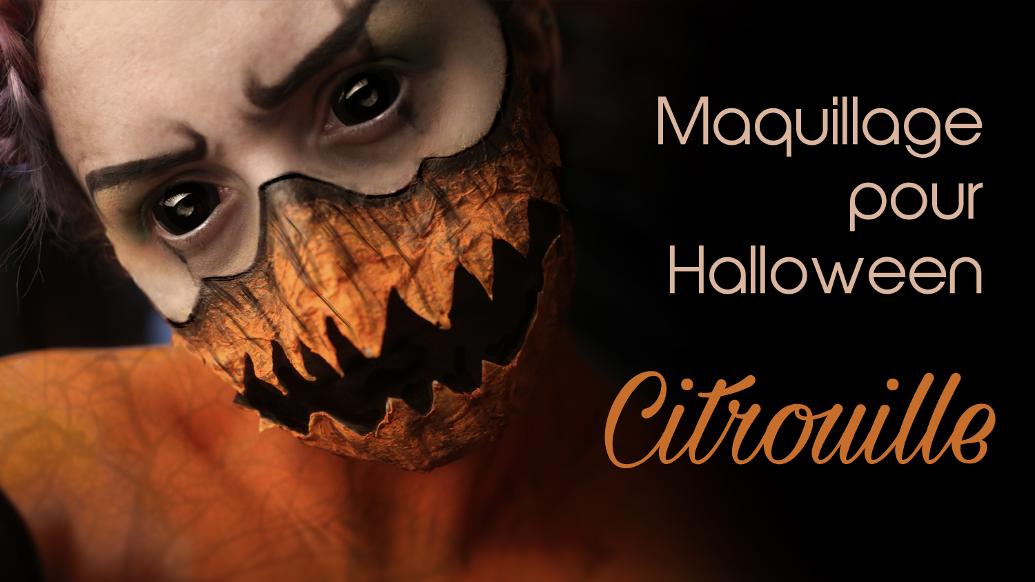 Tuto make up Halloween