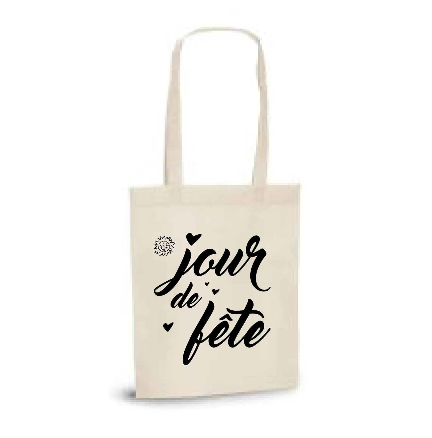 Tote Bag Jour de Fête